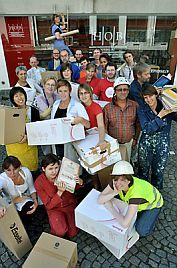 De Hoofdstedelijke Openbare Bibliotheek verhuist