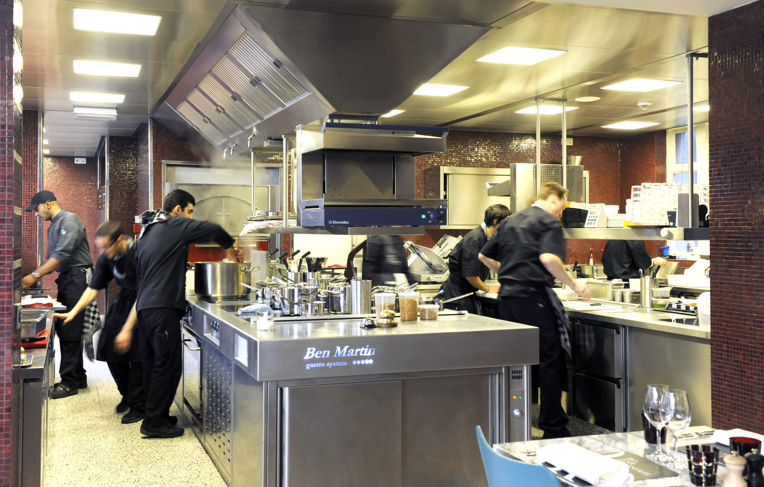 Open Keuken Of Niet : Onder het mom van een twunch zijn we vorige week de nieuwe Bozar