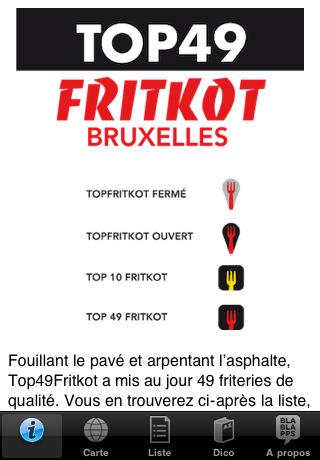 Fritkots Bruxelles
