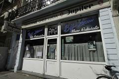 Chez Lucia - Kleine restauratie