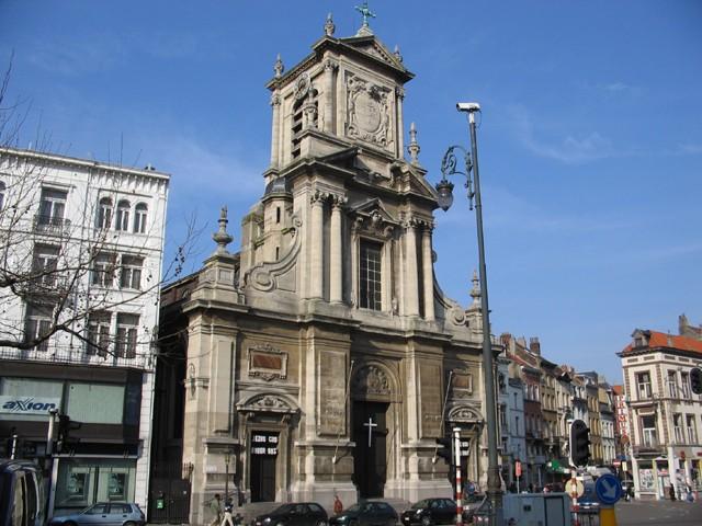 Kerk Sint-Joost