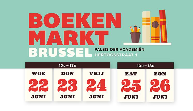 Boekenmarkt Brussel