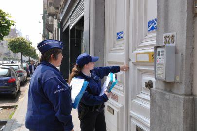 Politie Brussel Noord