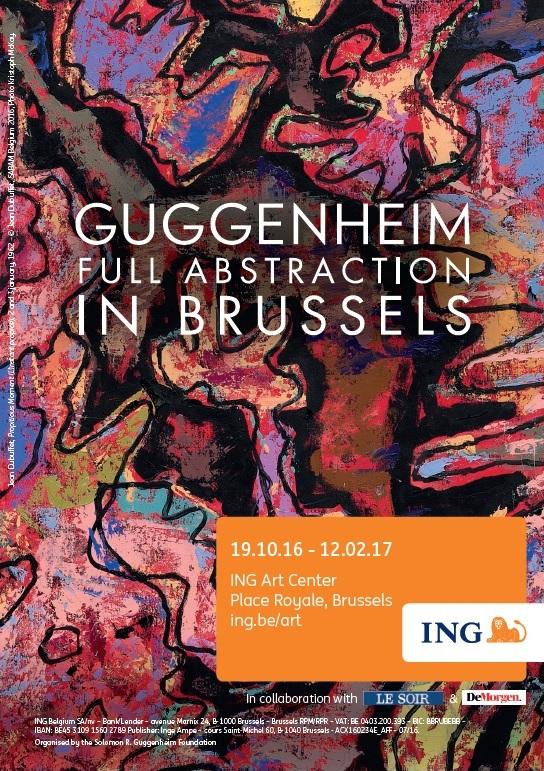 affiche web Guggenheim