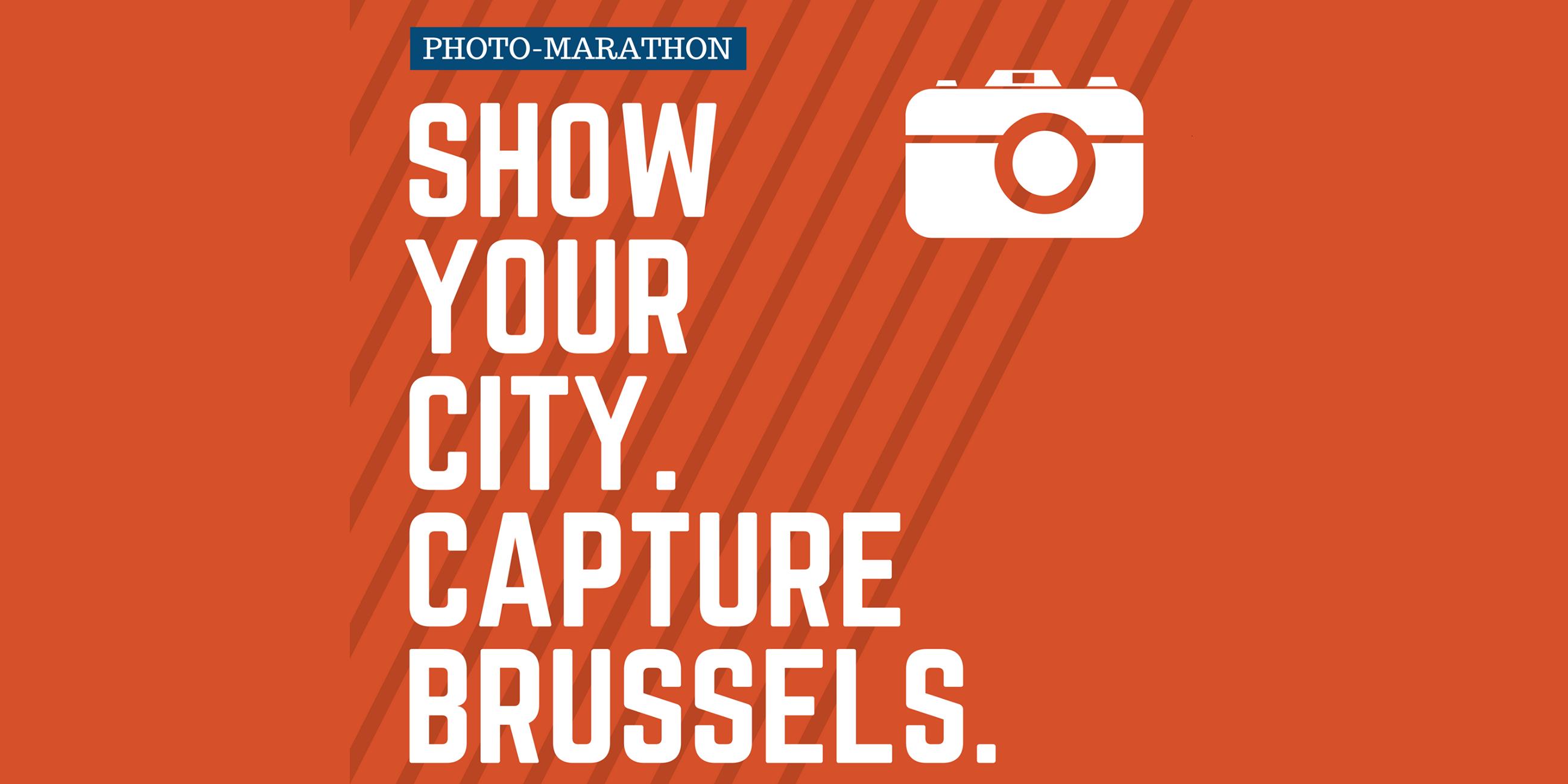 Fotomarathon Capture Brussels