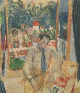De fluitspeler (1914)