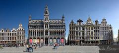 Great Market, Brussels, Belgium