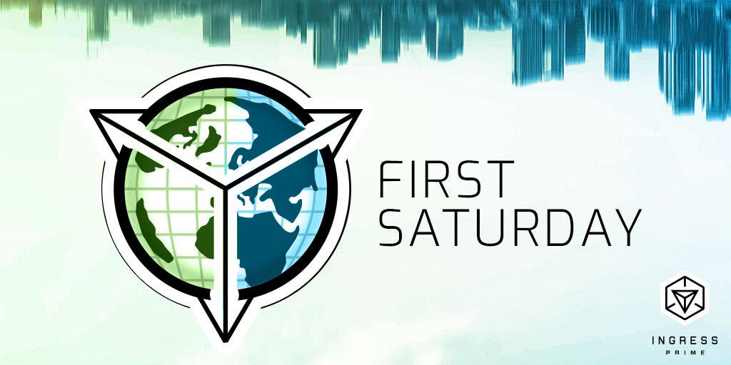 Ingress First Saturdays