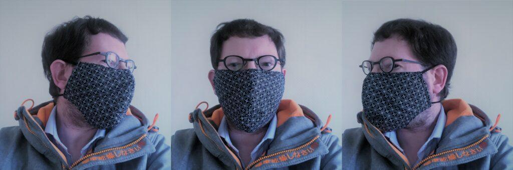 Combinatiefoto: mondmasker 1